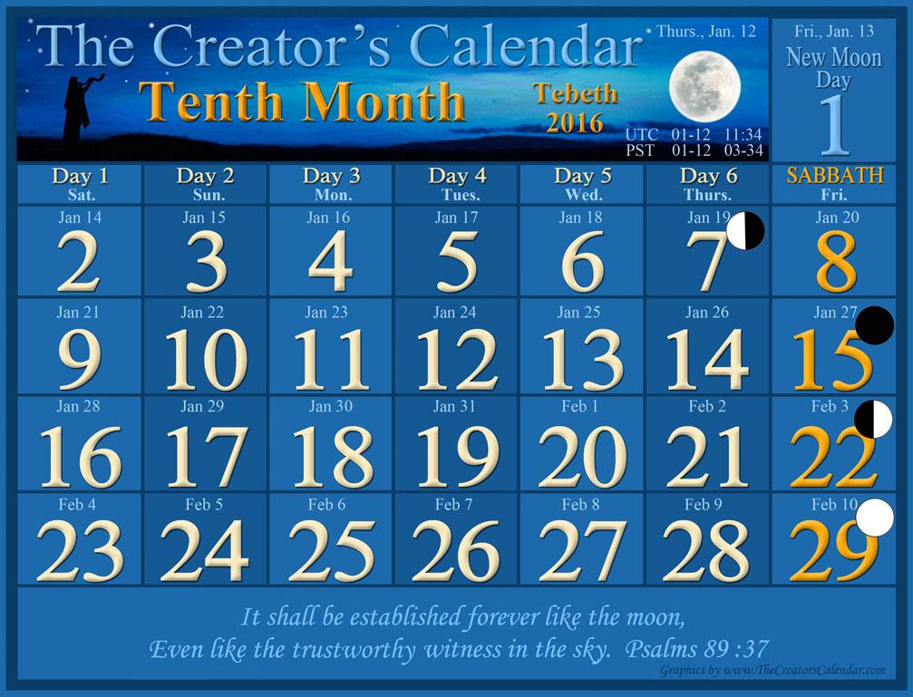 tenth lunar month 2016-2017